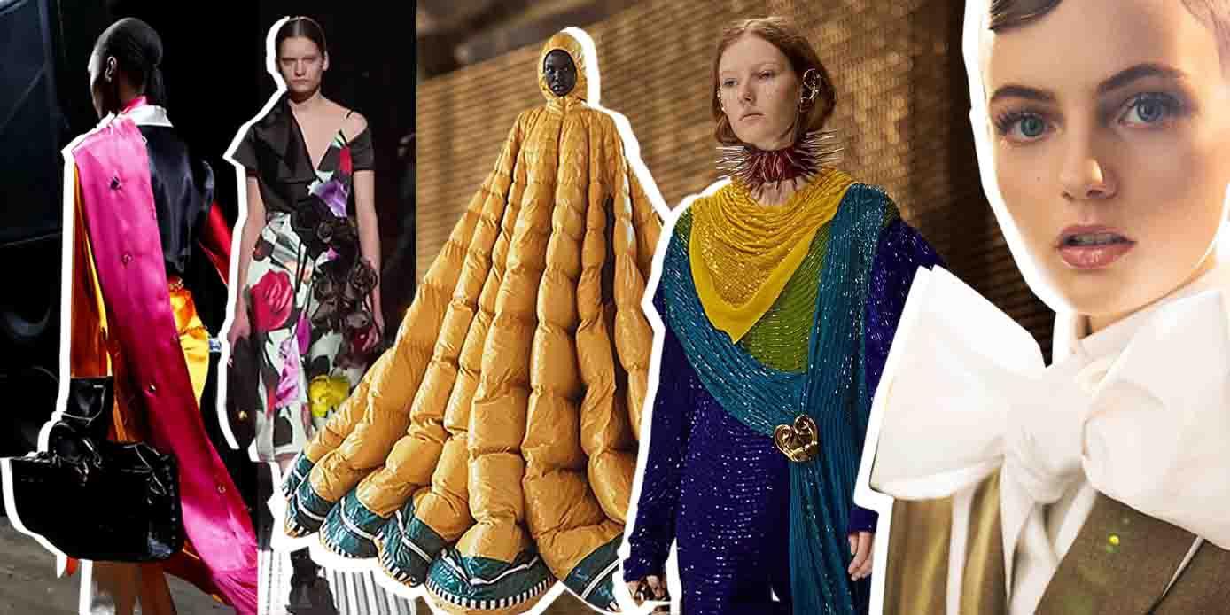 5 Koleksi Terbaik di Milan Fashion Week Fall 2019