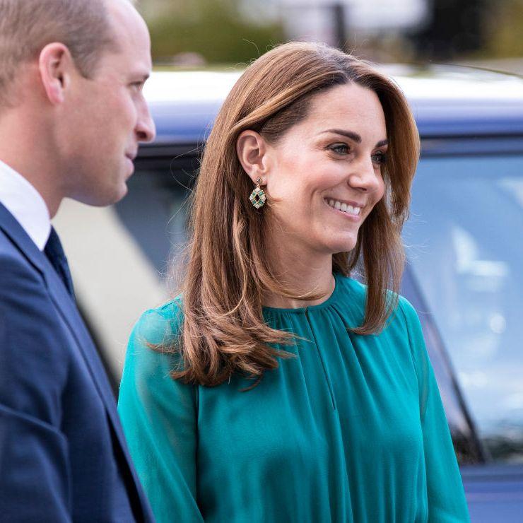 Intip Penampilan Kate Middleton saat Bertemu dengan Aga Khan