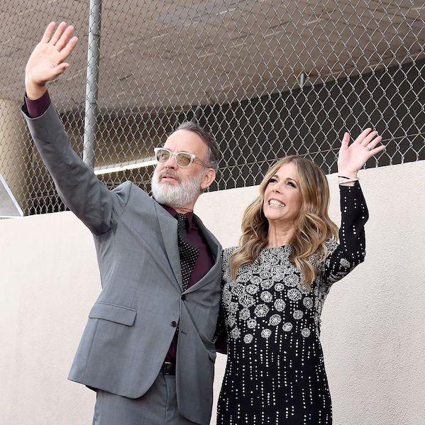 Tom Hanks dan Rita Wilson Telah Kembali ke Los Angeles