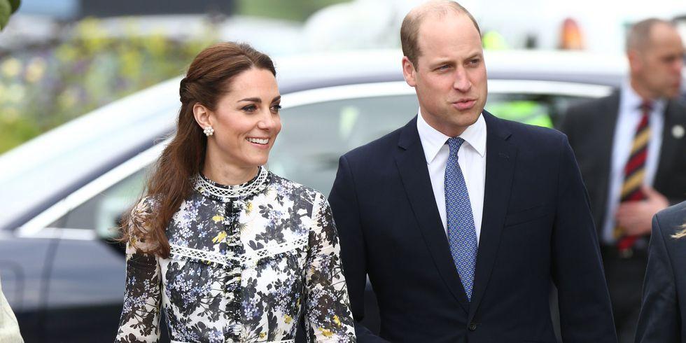Kate Middleton Tampak Cantik dalam Gaun Floral oleh Erdem
