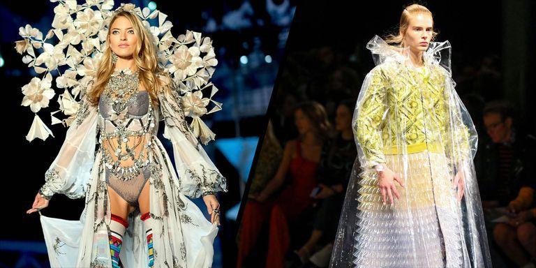 Kolaborasi Kejutan Mary Katrantzou & Victoria's Secret