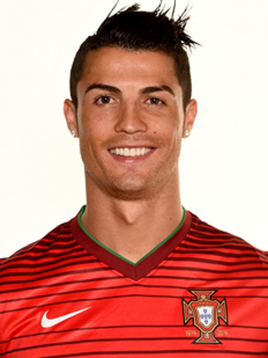 Gaya Rambut Pesepak Bola di Piala Dunia 2014