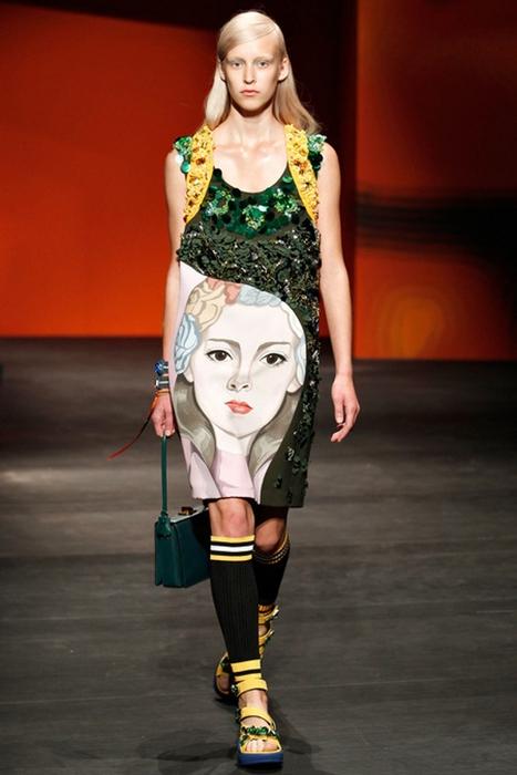 10 Koleksi Terbaik Milan Fashion Week