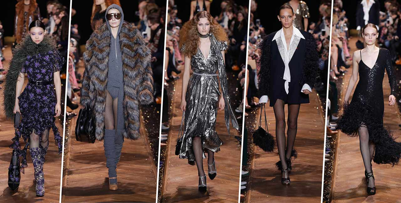 Tampilan Glamor Ala Michael Kors Musim Fall/Winter 2019