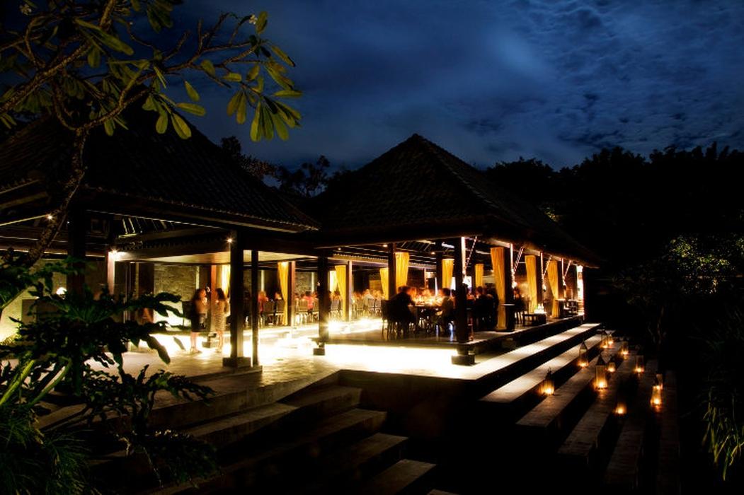Restoran Bvlgari Il Ristorante Hadir di Bali