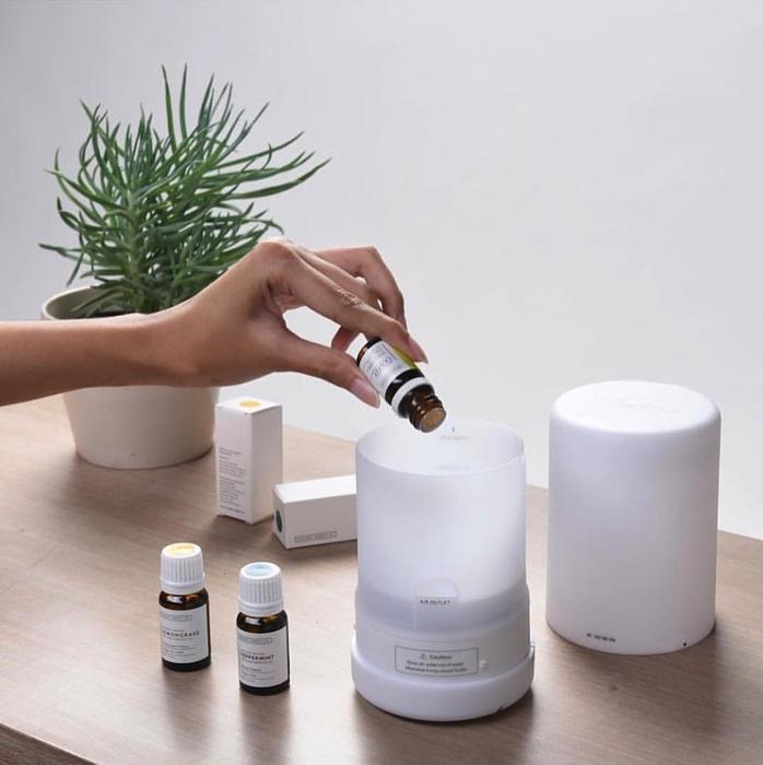 Rekomendasi Aromaterapi Buatan Lokal