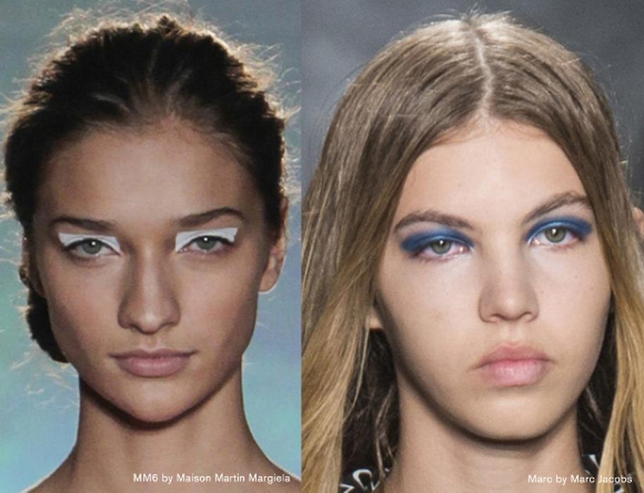 Warna Makeup untuk Musim Spring/Summer 2014