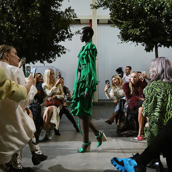 Koleksi Spring 2020 Michael Kors di New York Fashion Week