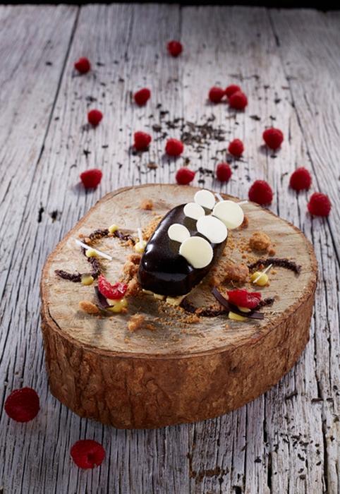 Savory Dessert by Kim Pangestu