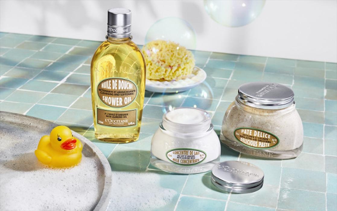 Sabun Mandi Beraroma Almond Ini Hadir Dalam Konsep Baru!