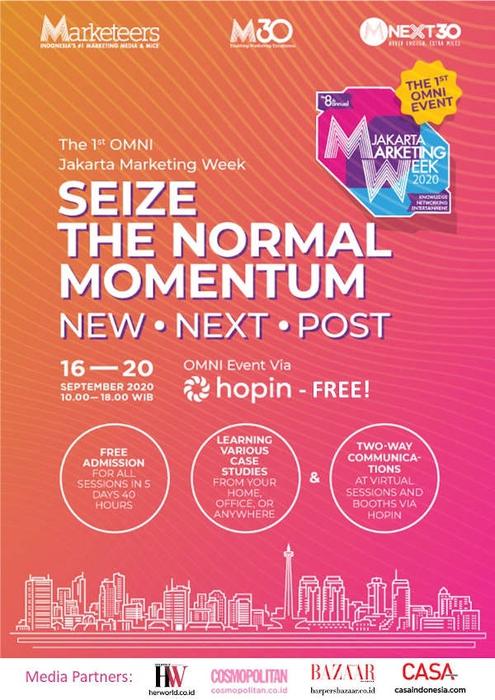 Jakarta Marketing Week 2020