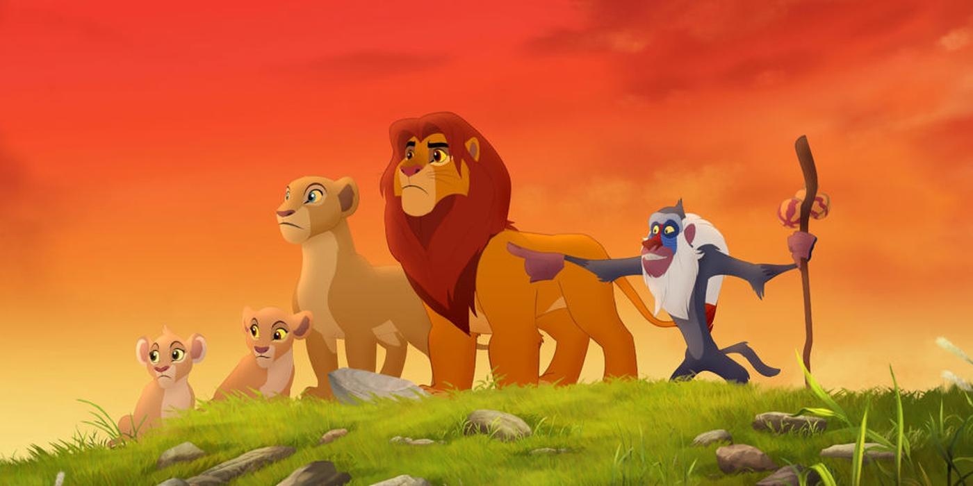 Disney Mengumumkan Pemeran Utama The Lion King