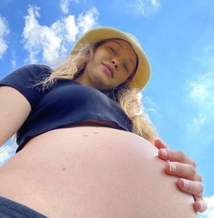 Gigi Hadid Bagi Sekilas Dekorasi Kamar Estetis Bayinya