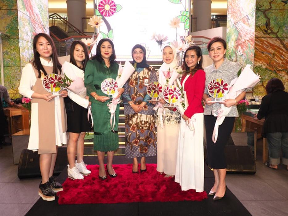 Acara Perdana The Good Women 2019 di Plaza Indonesia