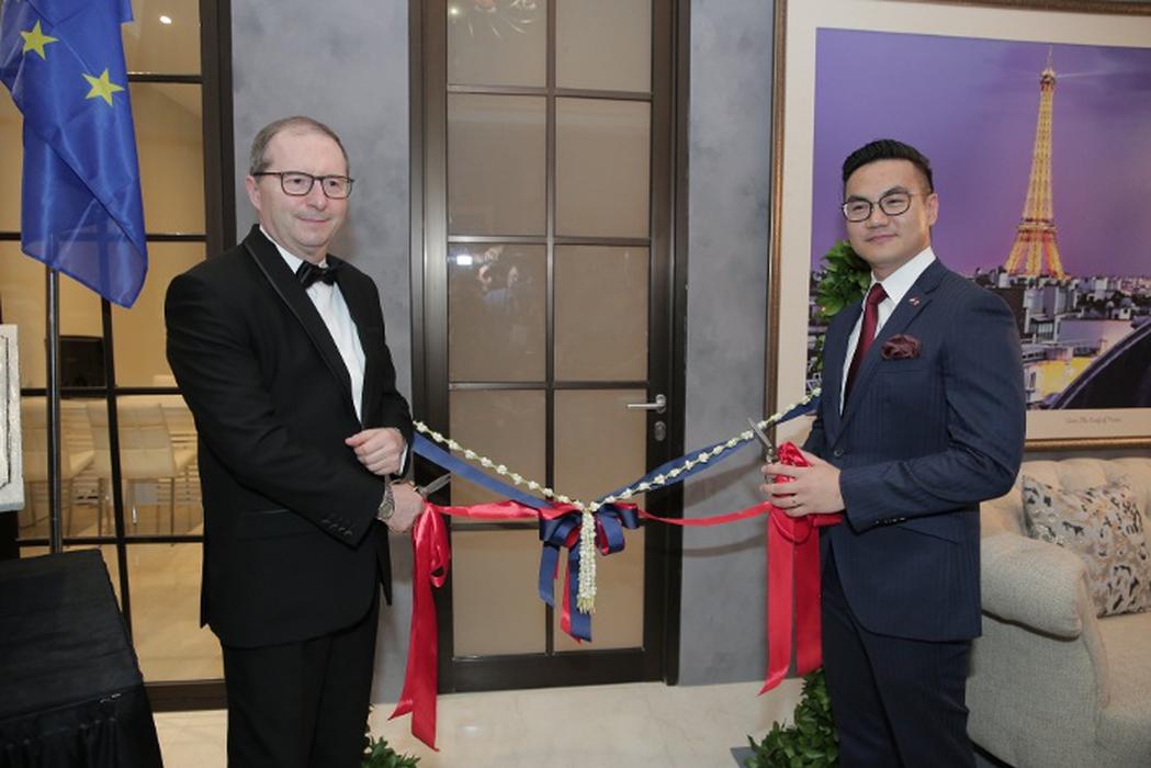 Konsul Kehormatan Prancis Hadir di Surabaya