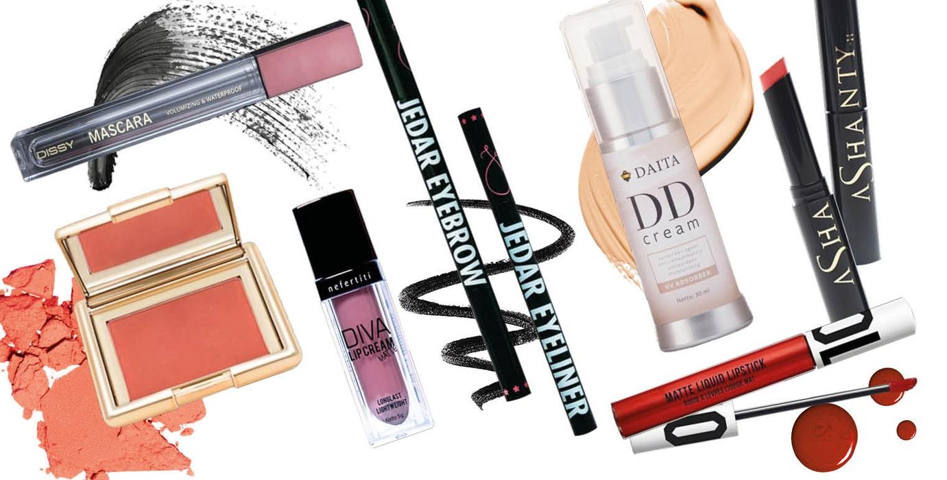 17 Label Kosmetik Milik Selebriti Indonesia