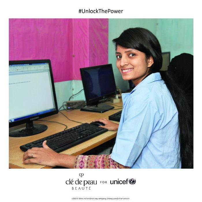 Clé de Peau Beauté Gandeng UNICEF Jalankan Program Sosial