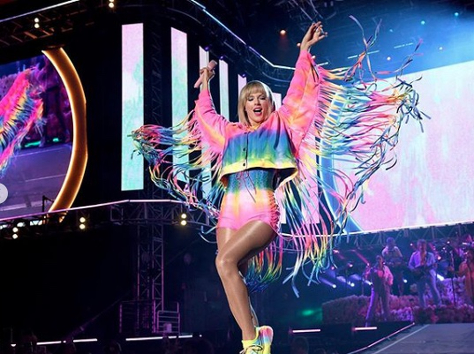 Taylor Swift Umumkan Kolaborasi dengan Stella McCartney