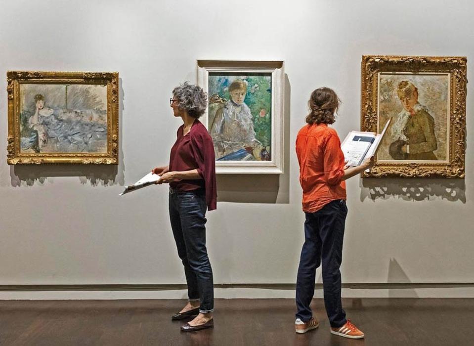 20 Museum dan Galeri Seni Terbaik Dunia