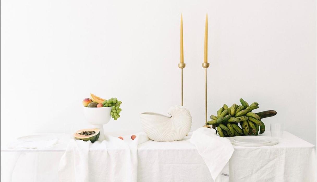 Inspirasi Table Setting untuk Acara Jamuan Makan Akhir Tahun