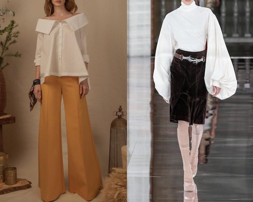 Perbedaan Antara Celana Palazzo dan Celana Kulot