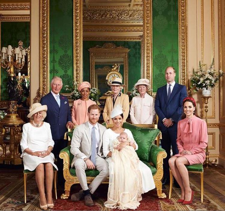 Koleksi Foto Keluarga Kerajaan Inggris Dari Masa Ke Masa