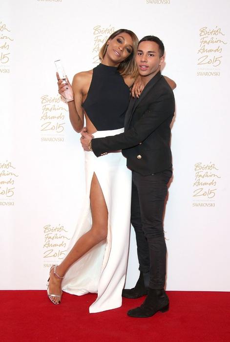 Daftar Penerima Penghargaan British Fashion Award 2015