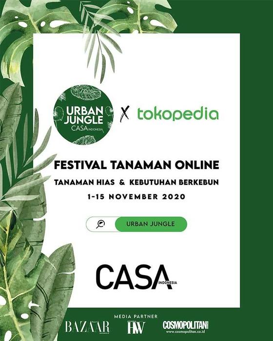 Urban Jungle - CASA Indonesia