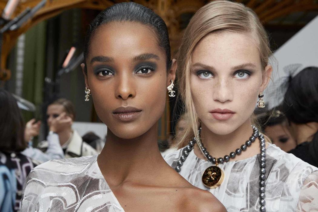 Inilah Gaya Makeup di Pergelaran Chanel Spring/Summer 2021