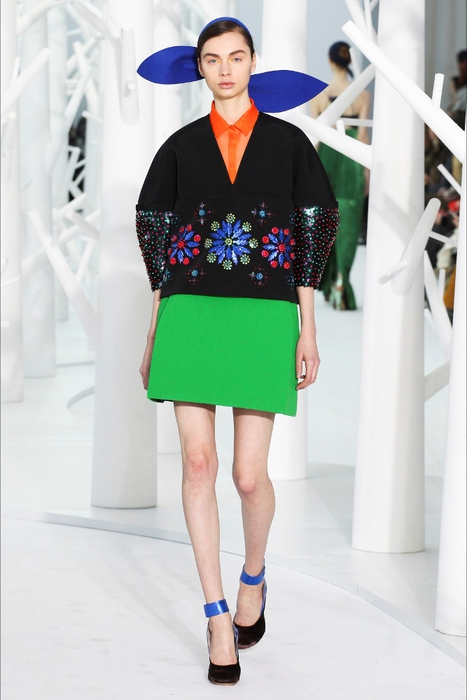 20 Best Looks from New York Fashion Week FW2015