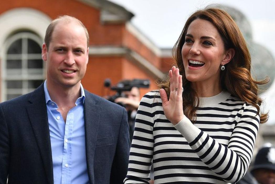 Proyek Baru Pangeran William & Kate Soal Kesehatan Mental