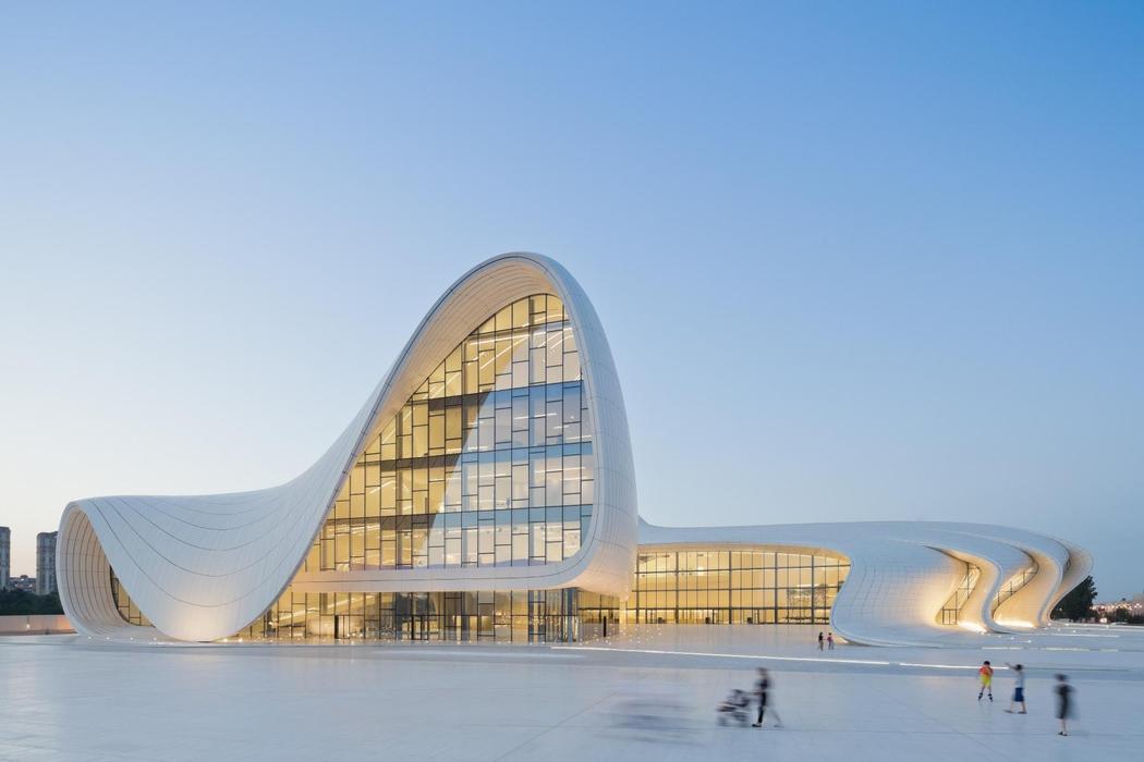 Zaha Hadid Memenangkan Design of the Year Award