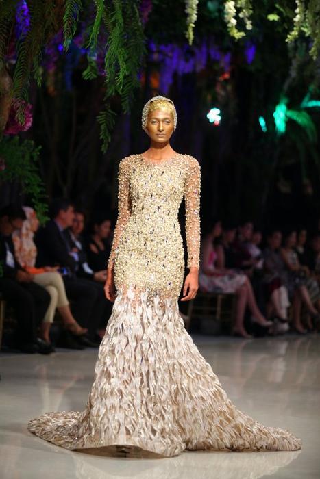 Fashion Show Sebastian Gunawan