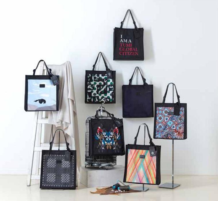 Kolaborasi Tumi Bersama Desainer Asia