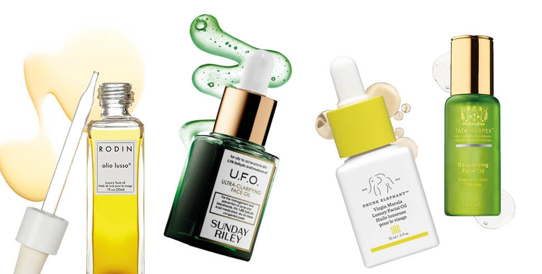 Pilihan Face Oil Skincare untuk Kulit Berminyak