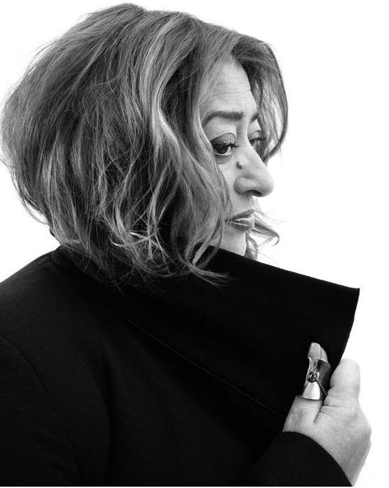 Mengenang Zaha Hadid