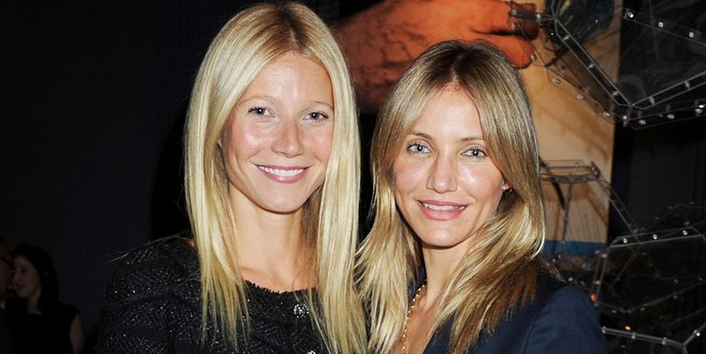 Gwyneth Paltrow Sebut Cameron Diaz Akan Jadi Ibu yang Baik
