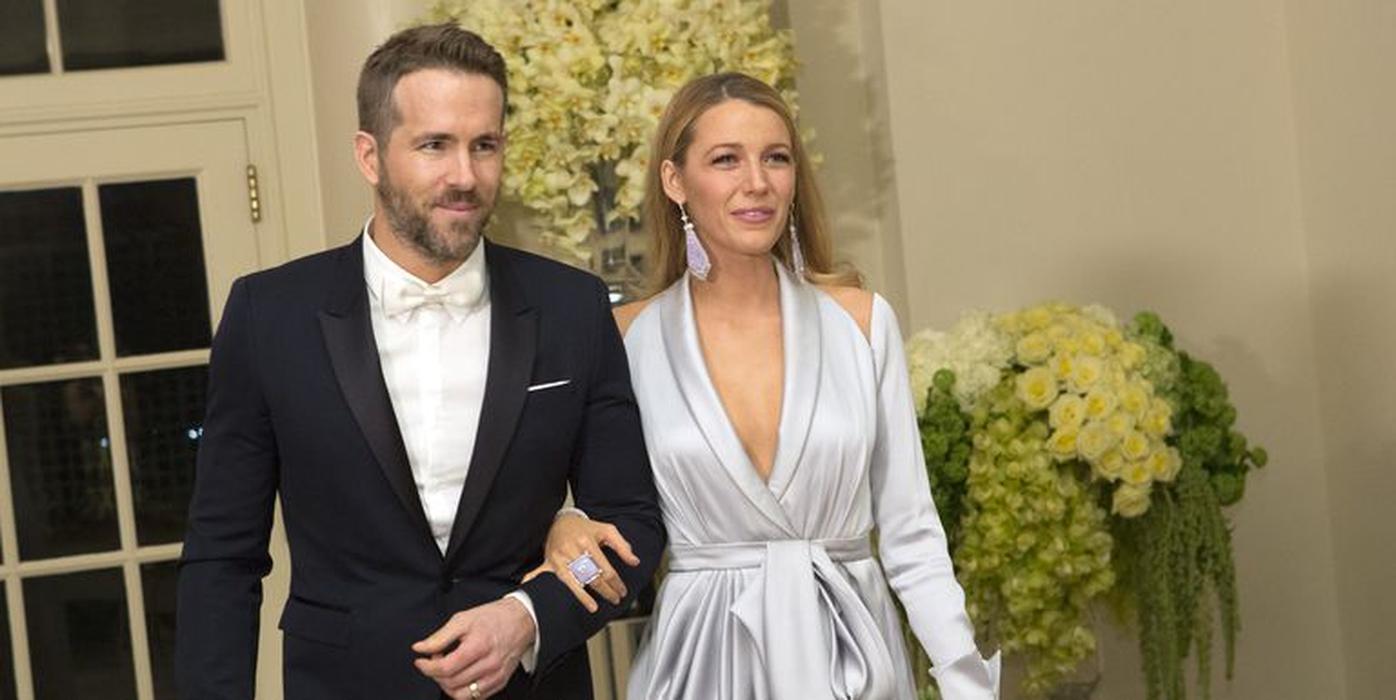 Cara Unik Ryan Reynolds Merayakan 6 Tahun Pernikahannya