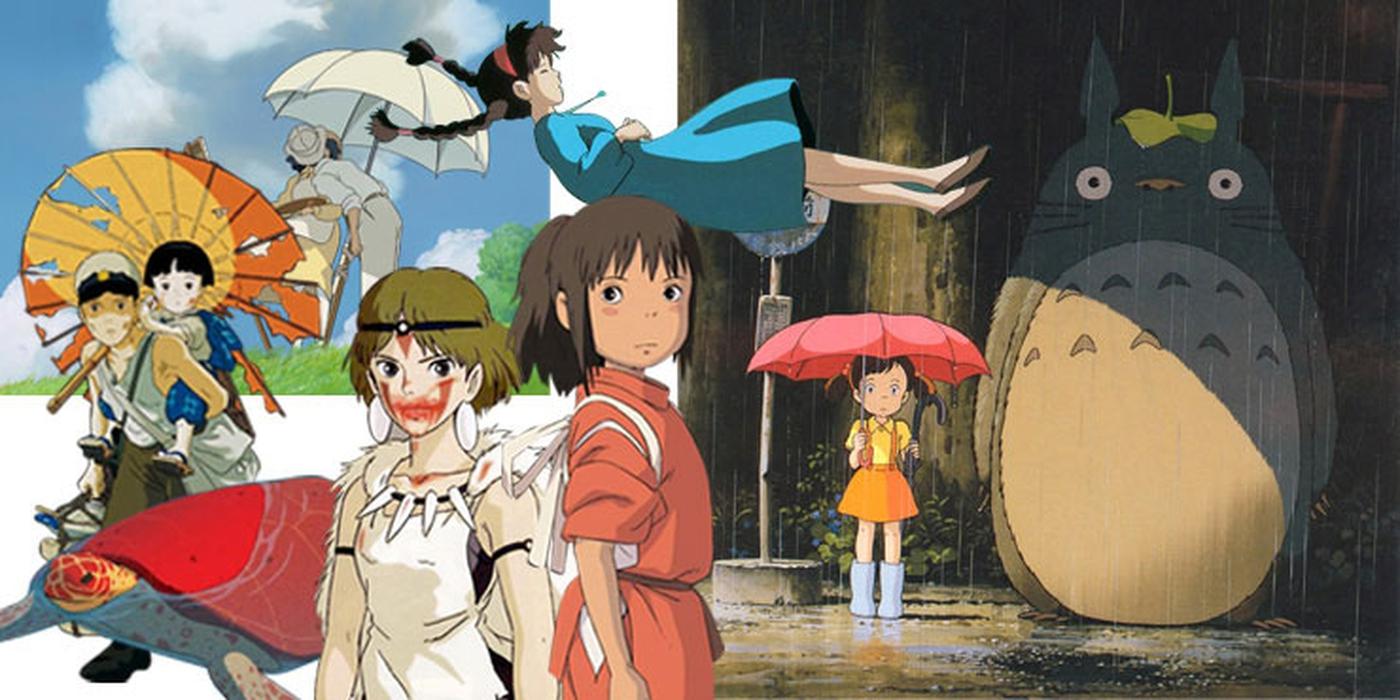 8 Film Ghibli yang Wajib Anda Tonton