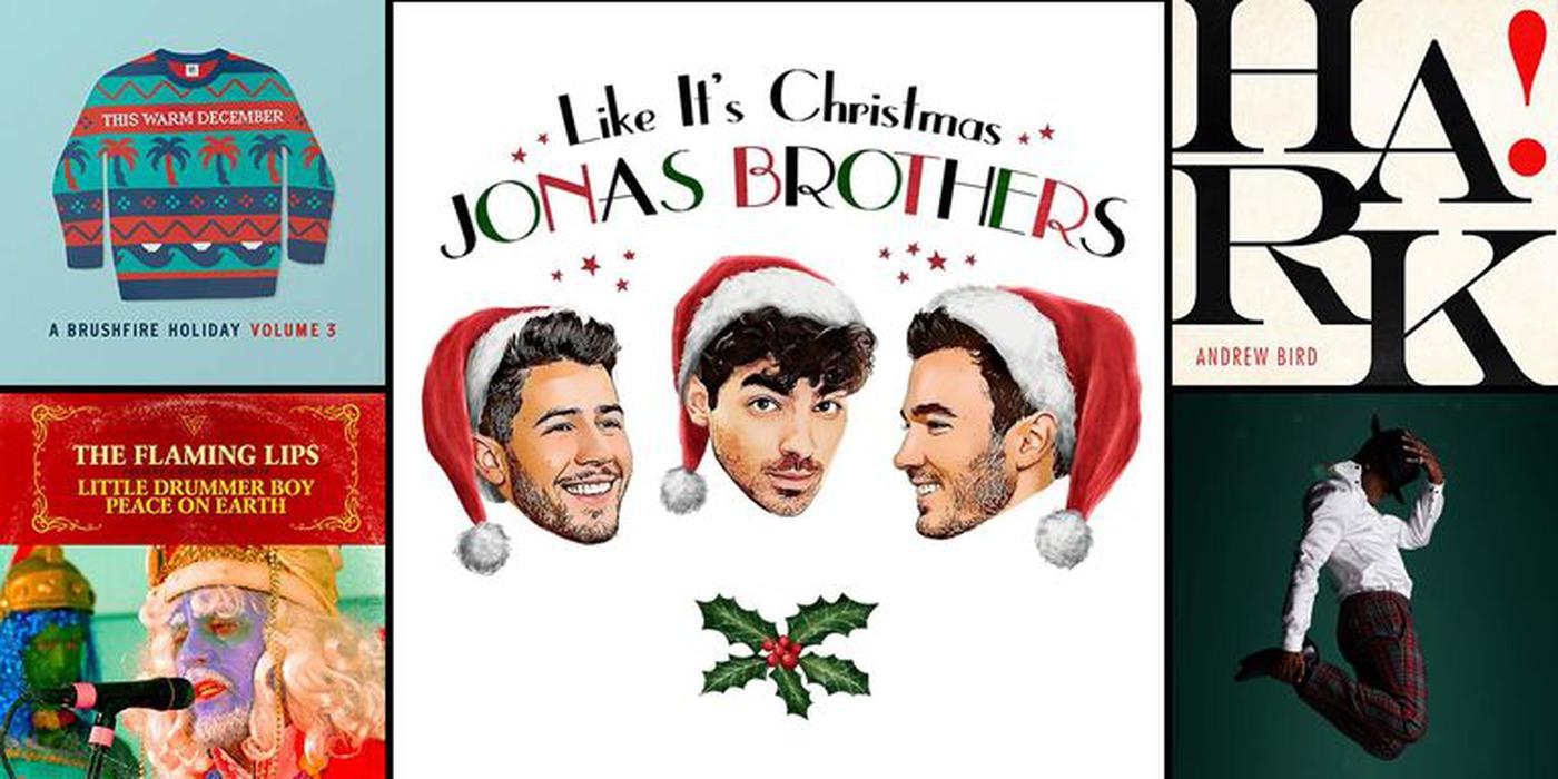 Lagu-lagu Natal Baru Terbaik di Tahun 2019