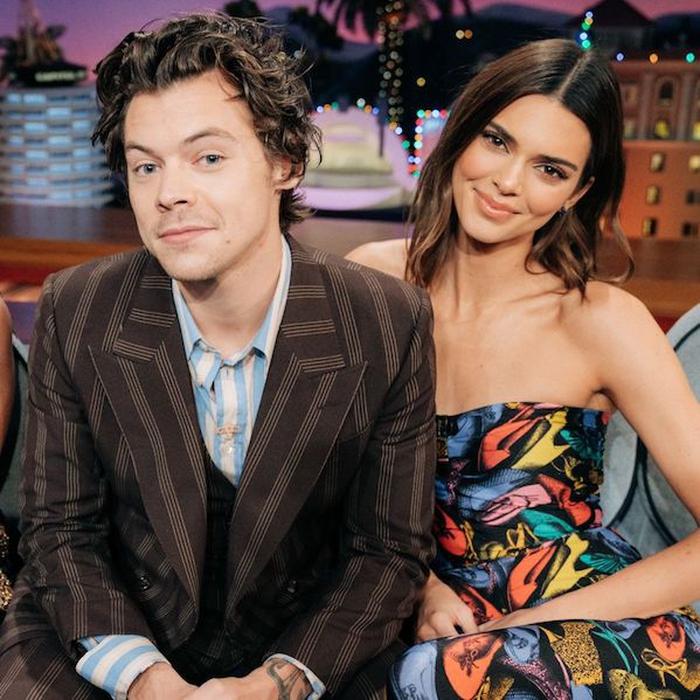 Gaya Kendall Jenner dan Harry Styles Saat Social Distancing