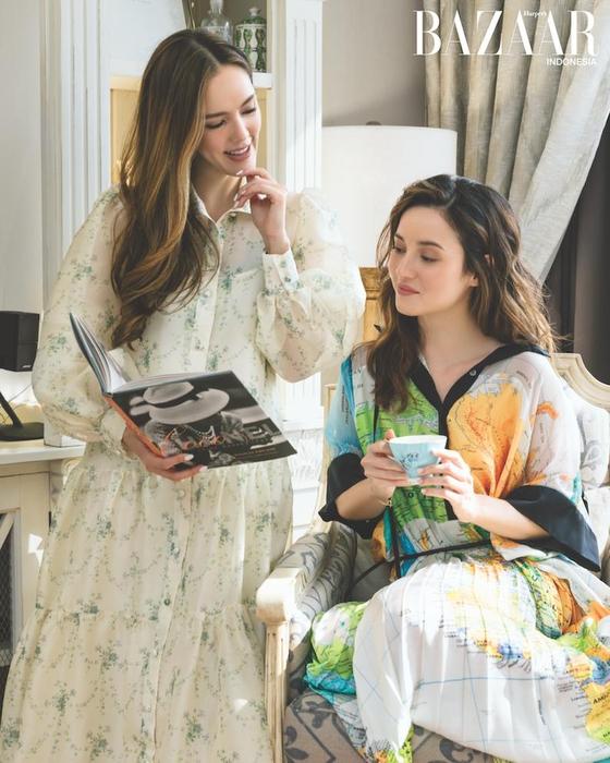 The Fashionable Life: Cathy Sharon, Julie Estelle & Makanan