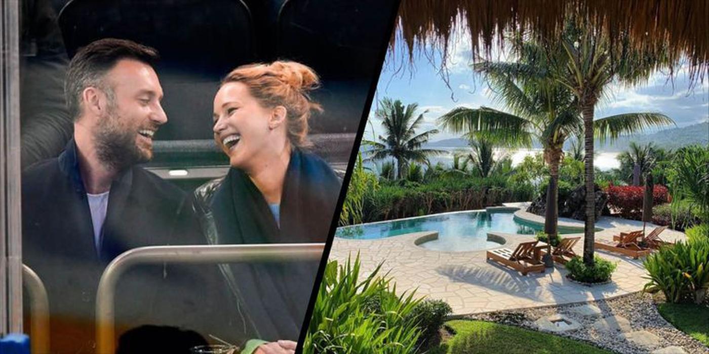 Jennifer Lawrence dan Cooke Maroney Bulan Madu di Indonesia!