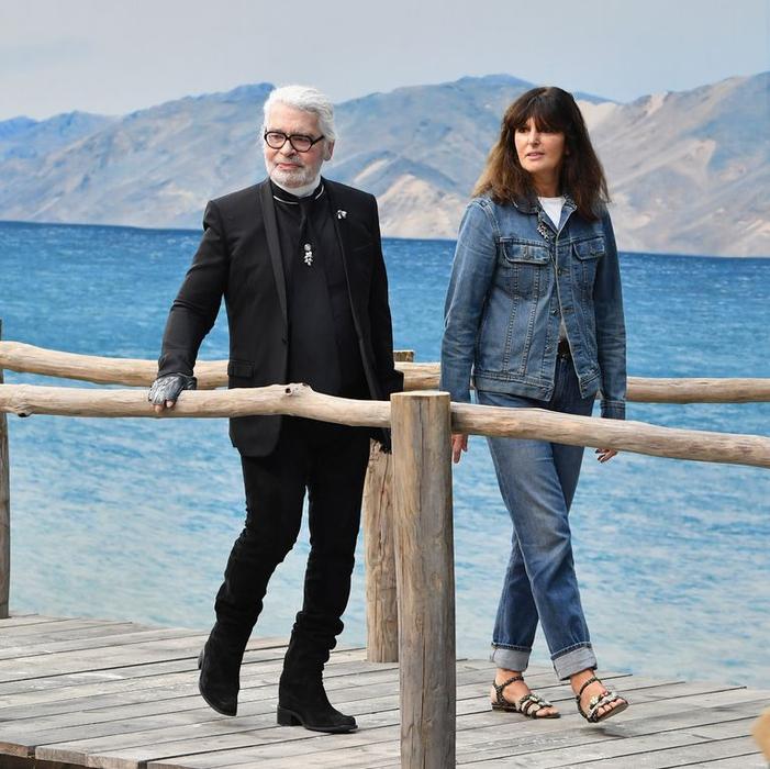 Virginie Viard: Penerus Karl Lagerfeld di Rumah Mode Chanel