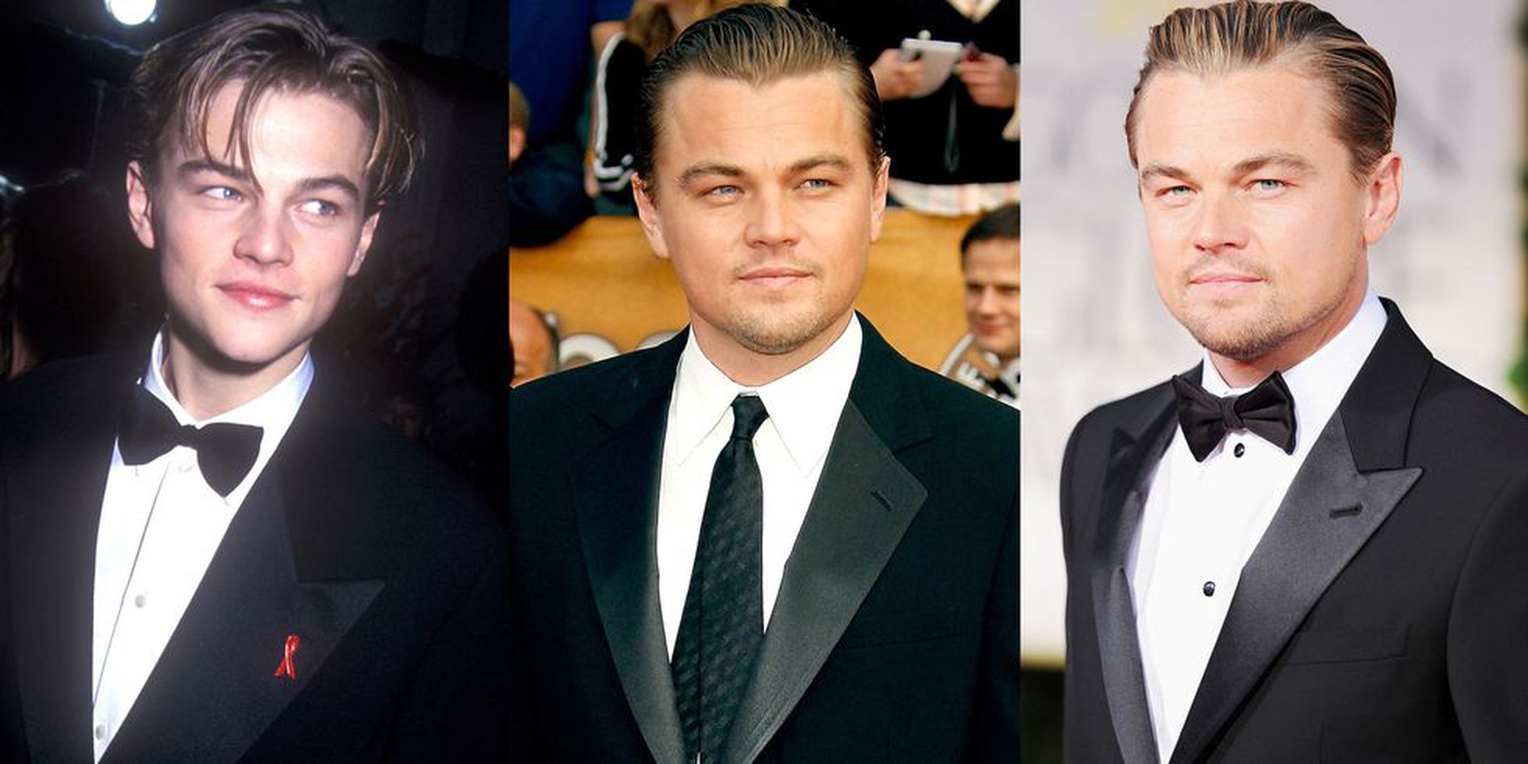 30 Penampilan Leonardo DiCaprio dari Masa ke Masa