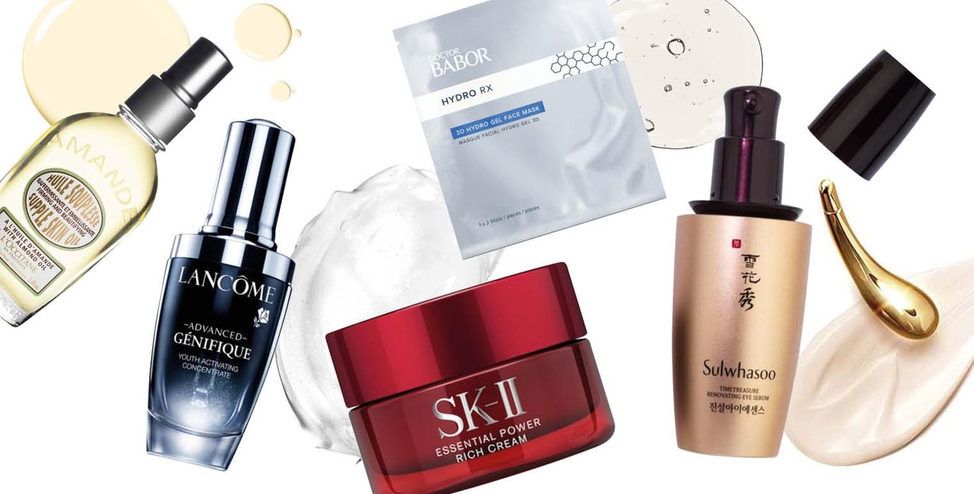 10 Produk Skincare yang Wajib Dimiliki di Usia 40-an