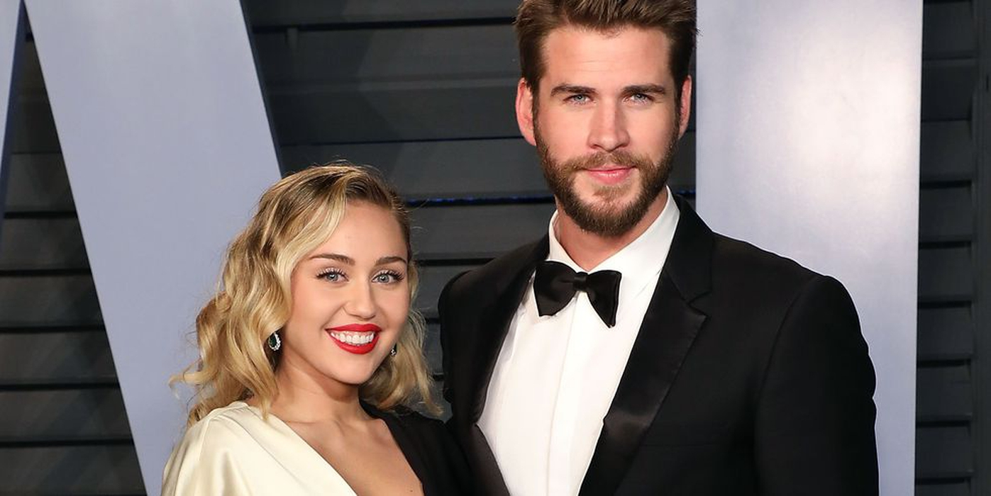 Miley Cyrus dan Liam Hemsworth Diam-Diam Menikah?