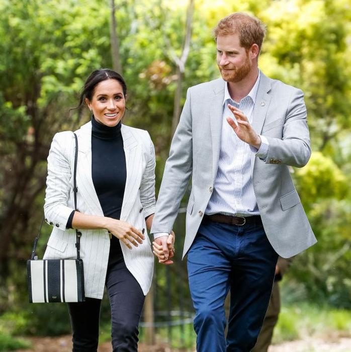 Meghan Markle dan Pangeran Harry Berbagi Makanan di LA