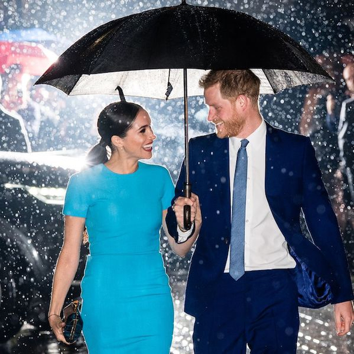 Meghan Markle dan Pangeran Harry Menyukai Foto Ikonis Mereka