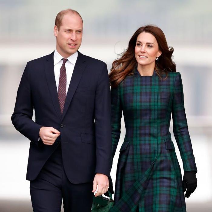 Kate Middleton & Pangeran William Kenalkan Program Baru